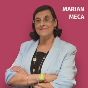 Marian Meca del despatx Procuradors Fontquerni es procuradora i oficial habilitada dels Jutjats Mercantils